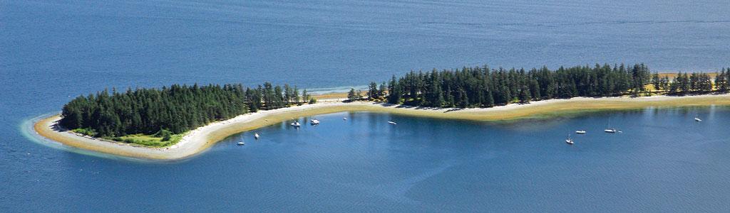 Quadra Island Discovery Islands British Columbia Quadra